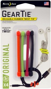 Reusable Rubber Twist Tie